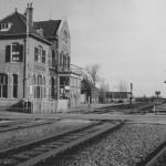 Station Amstelveen 1972